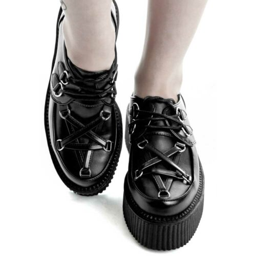 Hexellent Creepers Shoes