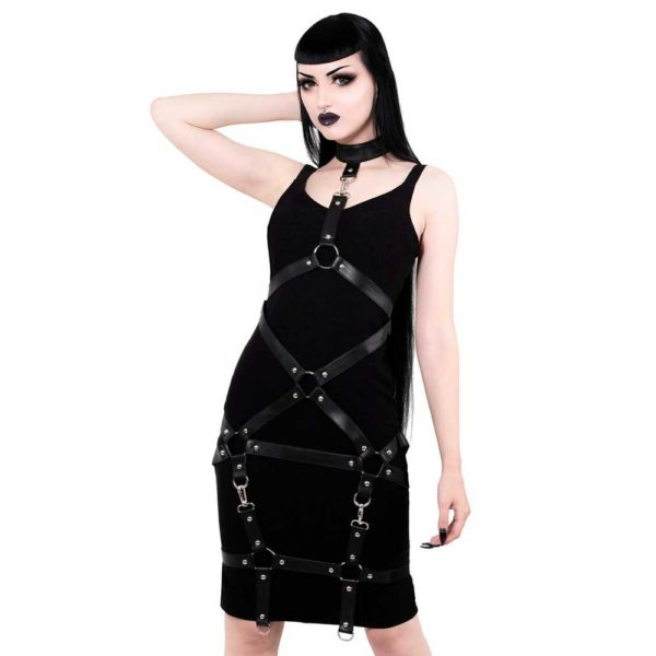 Locked Away Dress