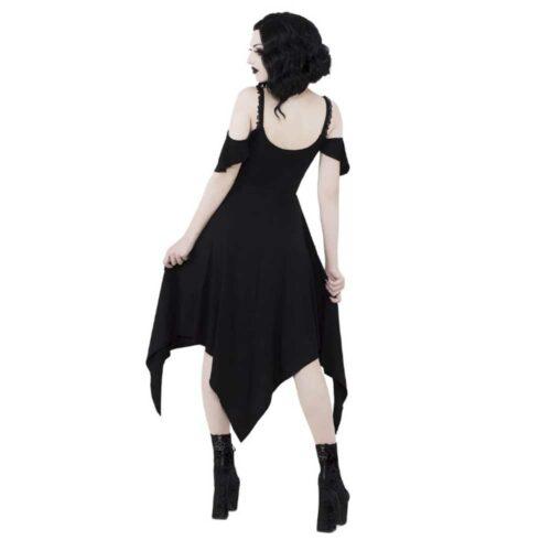 Pyre Pixie Dress