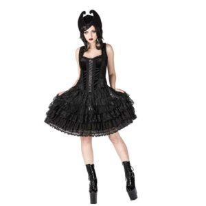 Abbie Layered Mini Dress