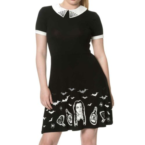 Black Magic Wednesday Dress