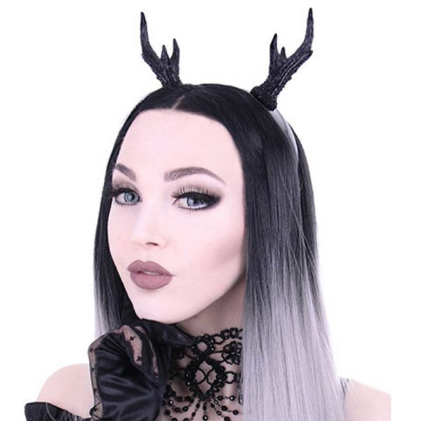 Deer Antler Horns Headband