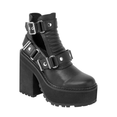 Electra Cut-Out Boots