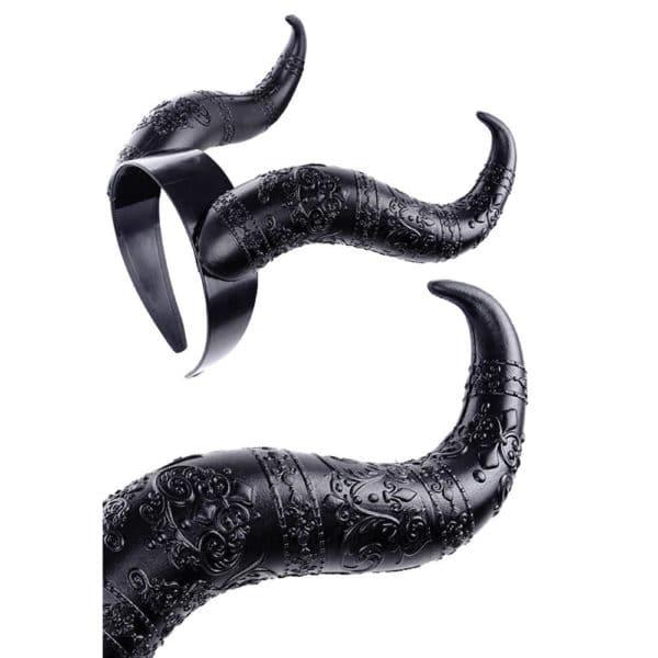 Evil Horns Headband