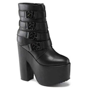 Nancy Platform Boots