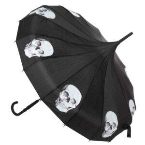 Skull Pagoda Umbrella