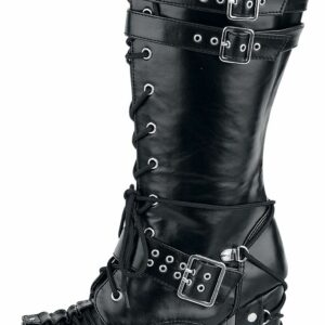 Charade Laced Boots