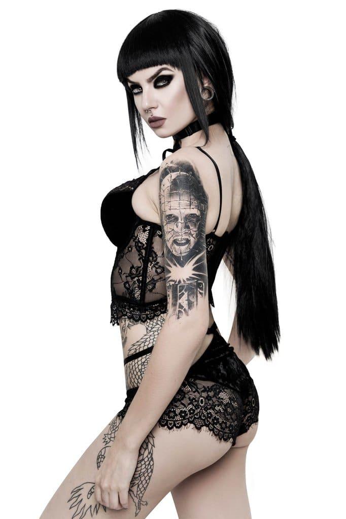 Ever Ayla Lace Bralet