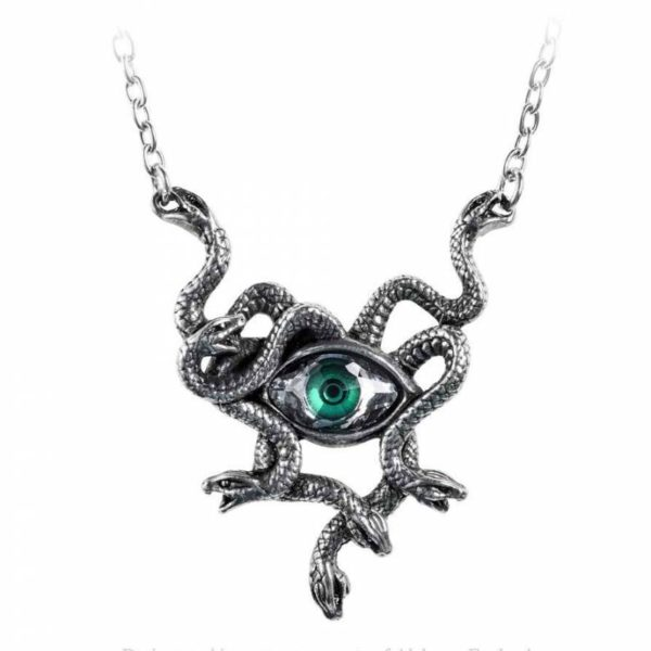 Gorgon's Eye Pendant