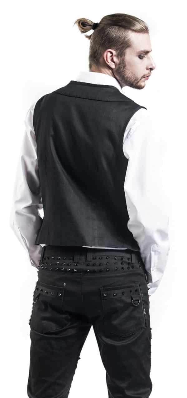 Gothic Fishbone Vest