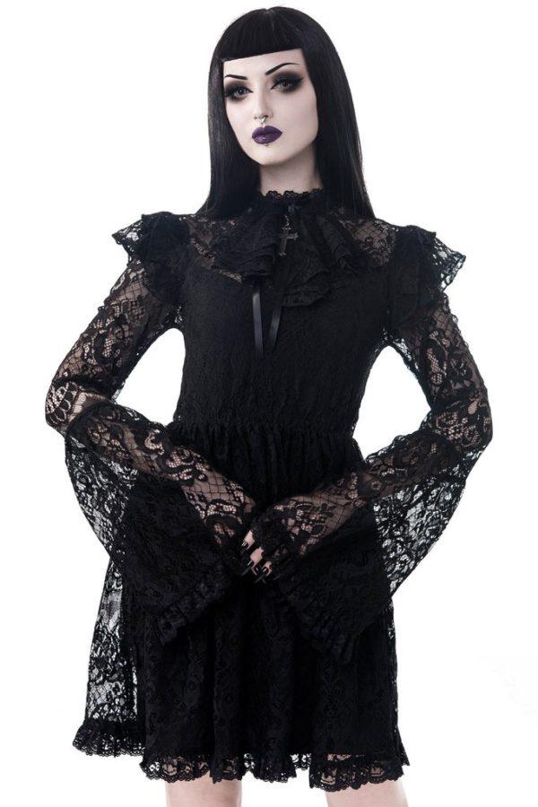 Liliana Lace Dress