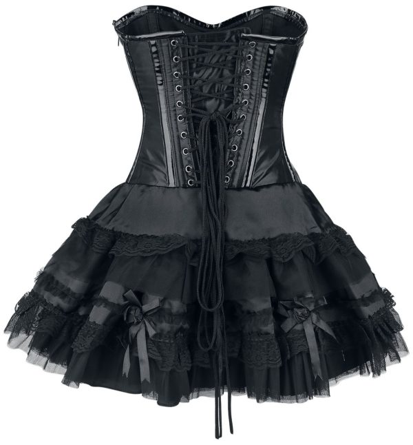 Lolita Mini Corset Dress