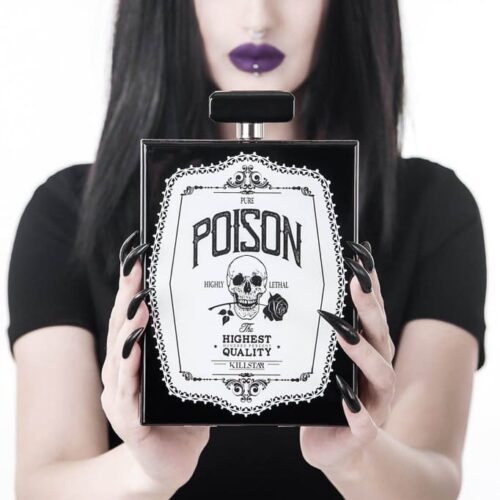 Pure Poison Clutch Bag