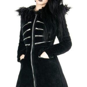 Blak Pixie Coat