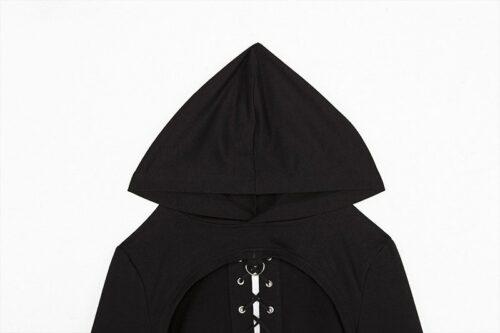 Dark Gothic Punk Jacket