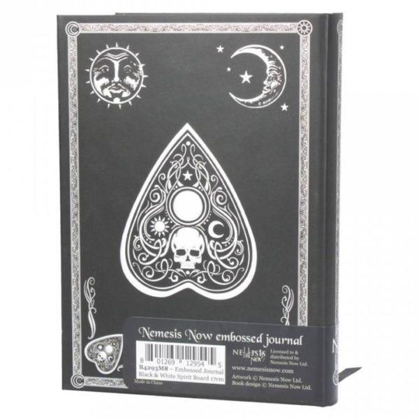 Embossed Ouija Board A5 Notebook