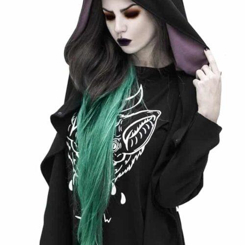 High Priestess Gothic Coat