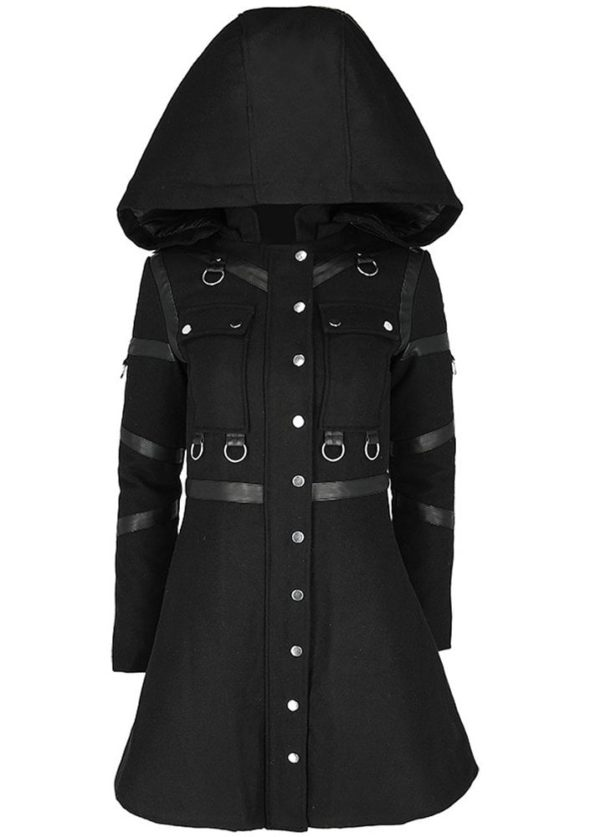 Military Gothic Coat