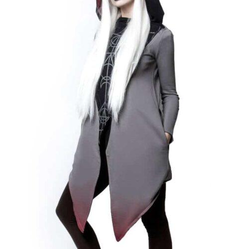 Moon Ritual Gothic Cardigan