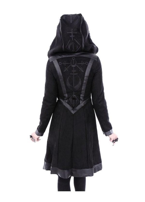 Moon Witch Coat