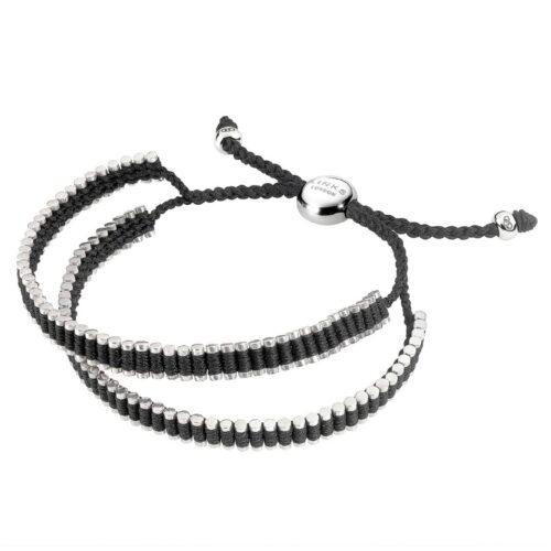 New Double Wrap Black Bracelet