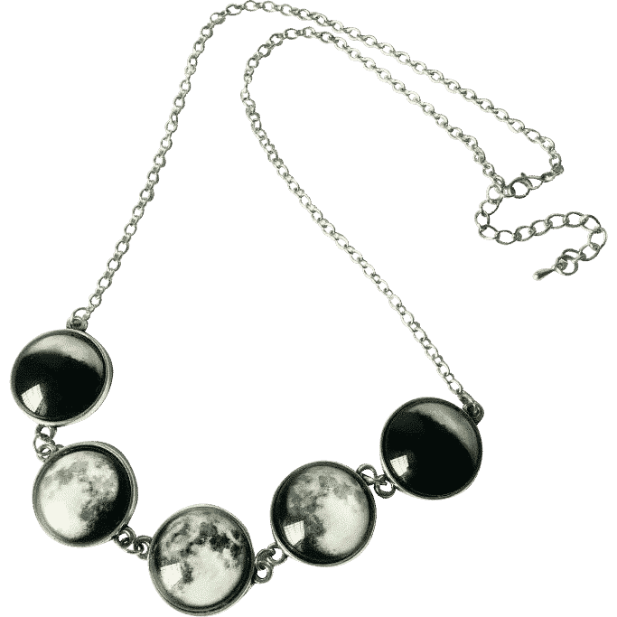 Phase Necklace