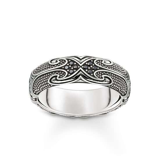 Rebel At Heart Maori Ring