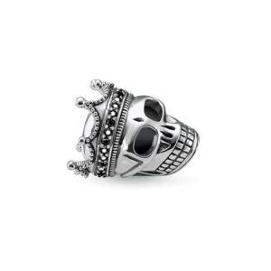 Skull King Bead