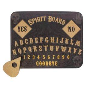 Skull Print Gothic Ouija Board