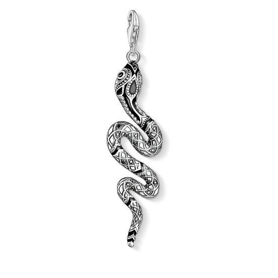 Snake Pendant Charm