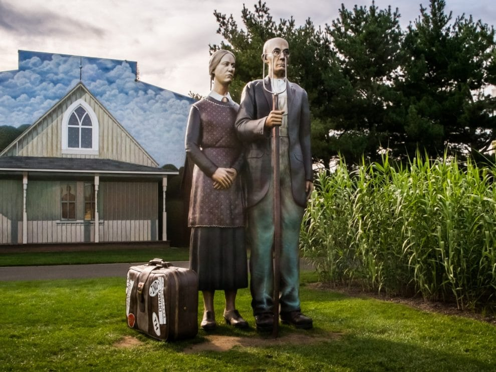 The New Psychological Spaces for the American Gothic