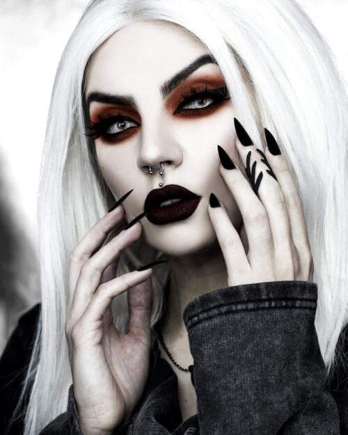 Obey Ring in Black