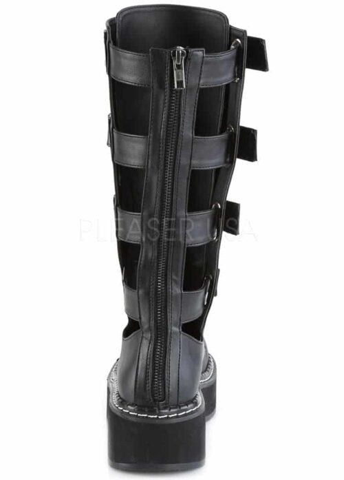 emily 359 knee high boot back