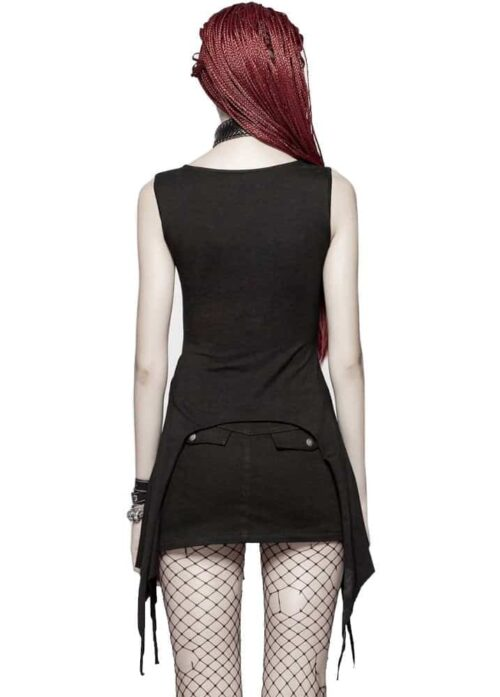 Girl Stalker Gothic Top