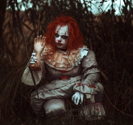 Gothic Horror Films, Hauntings, Dark Spaces and Specters