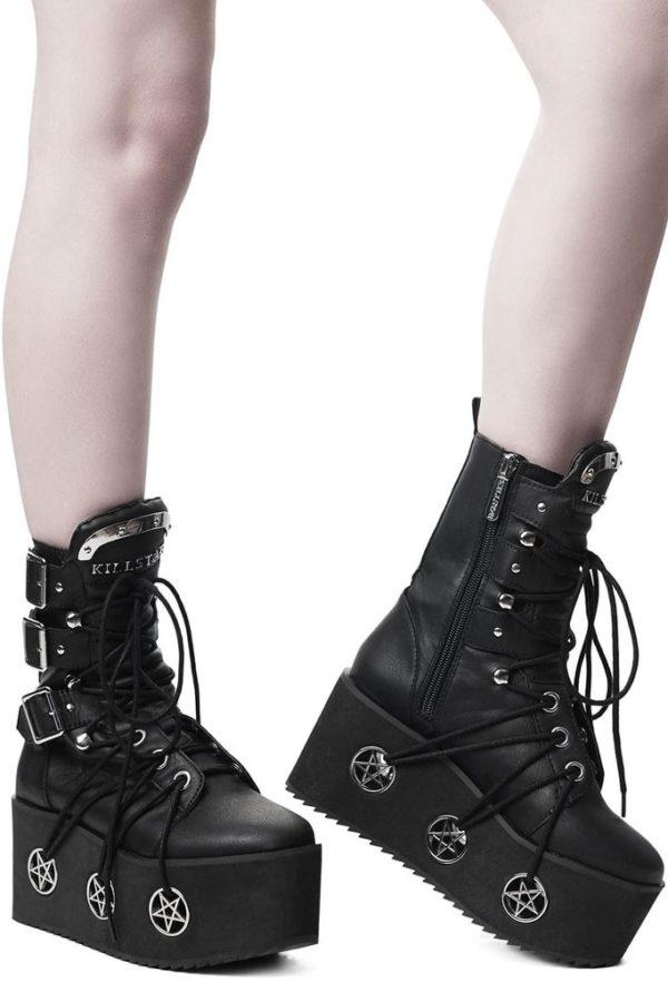 Hellbound Boots