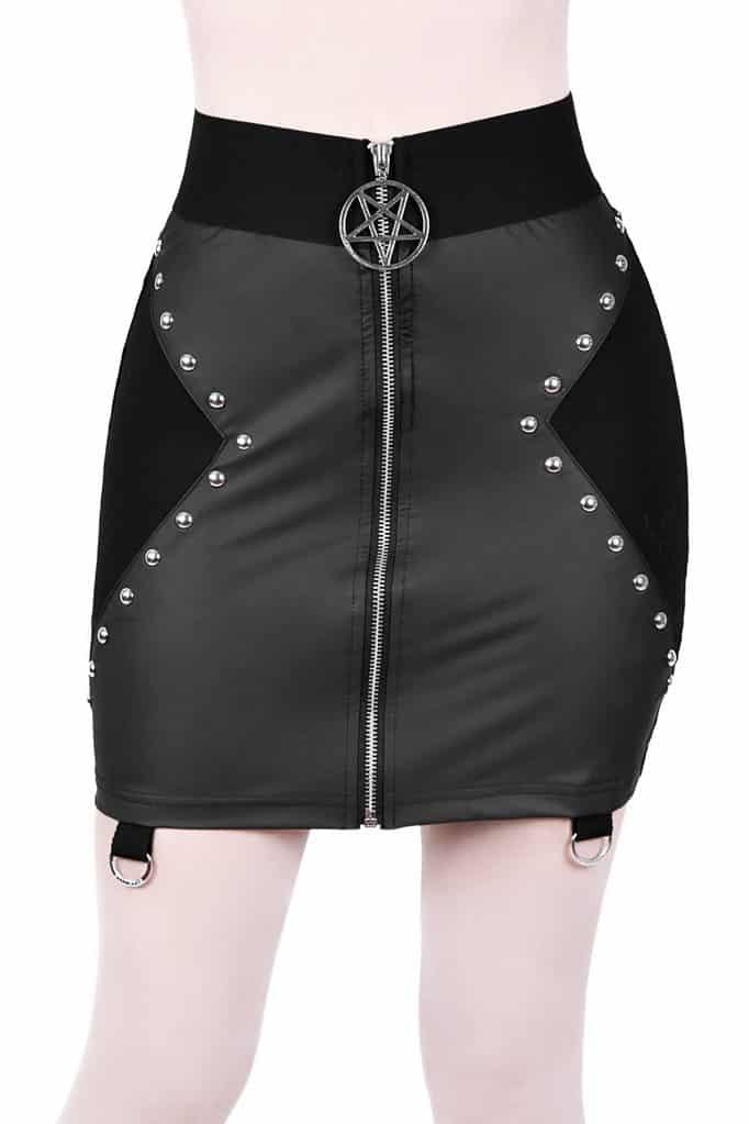 Idefy Mini Skirt