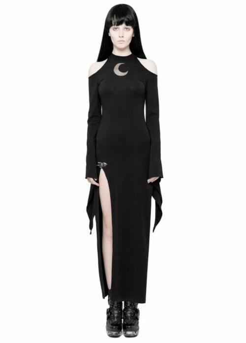 Lunaria Long Gothic Dress