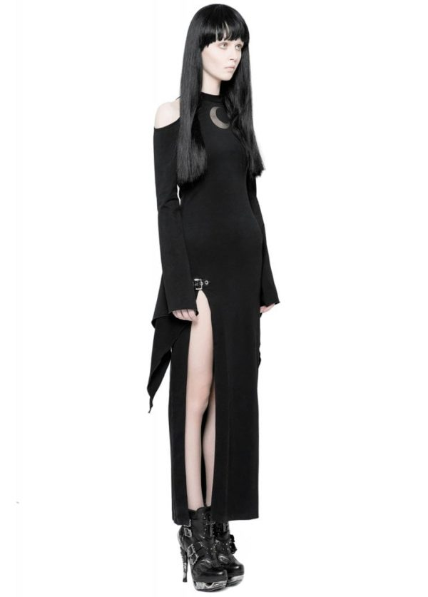 Lunaria Long Gothic Dress