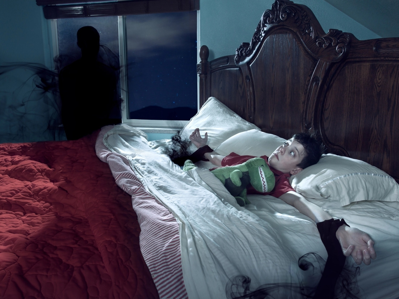 Nightmares, Sleep Paralysis and Witchcraft Accusations