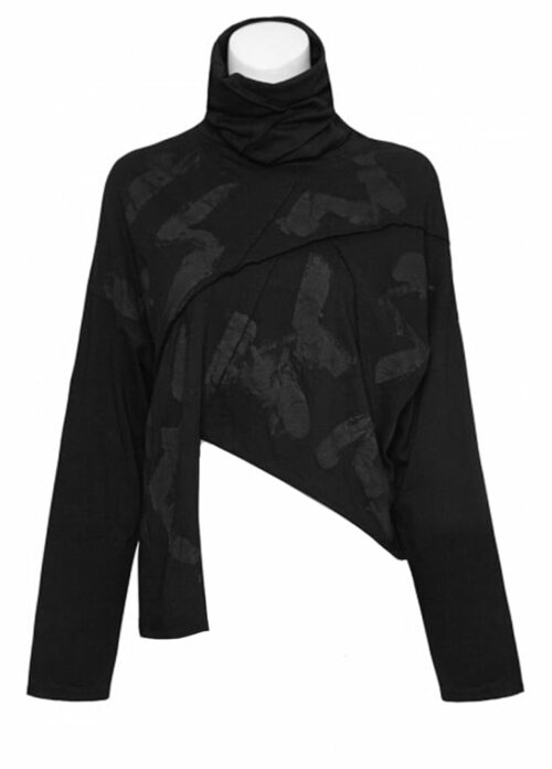 nonsence gothic top front detail