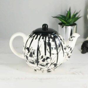Skull Drip Teapot