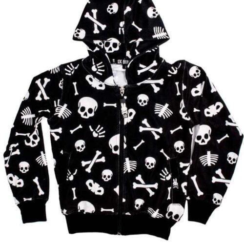 Skulls & Bones Hoodie