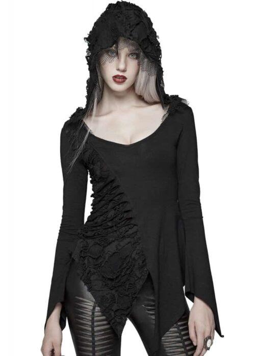 Slasher Gothic Top