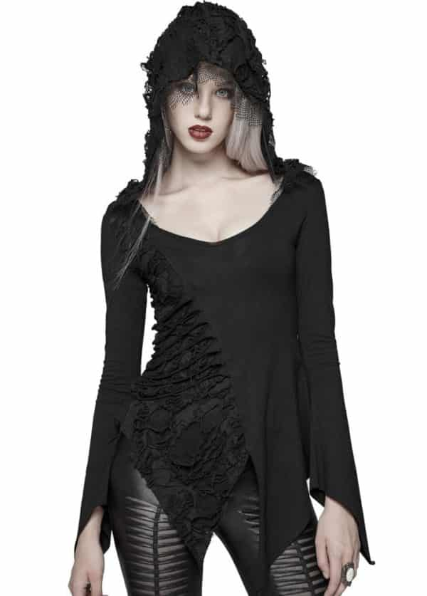 Slasher Gothic Top