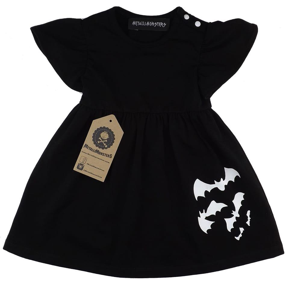 Black Bats Dress