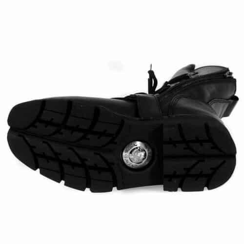 Black Comfort Light Calf Boots