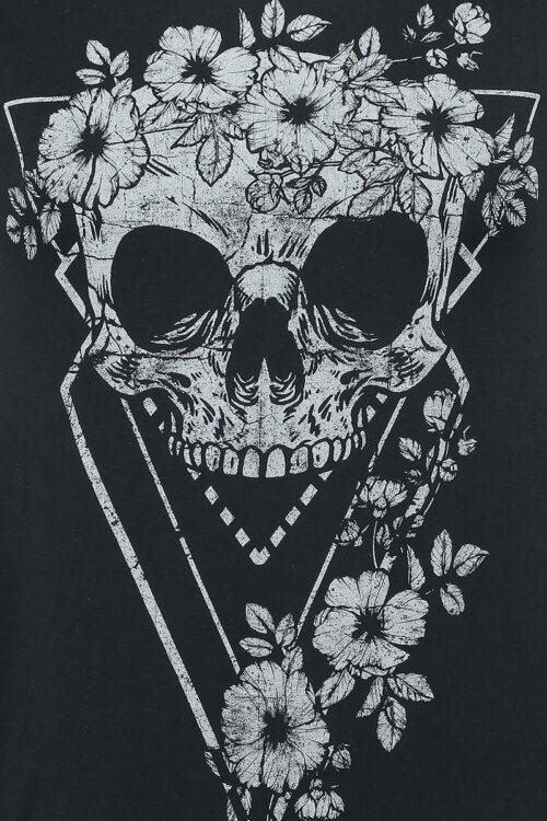 dead crown shirt print