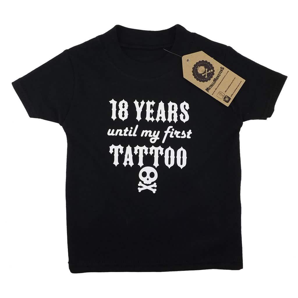 First Tattoo T-Shirt