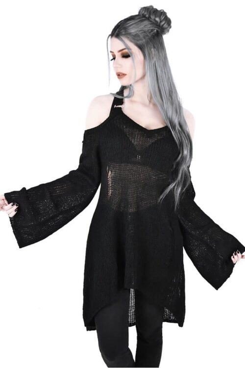Live Wire Knit Tunic